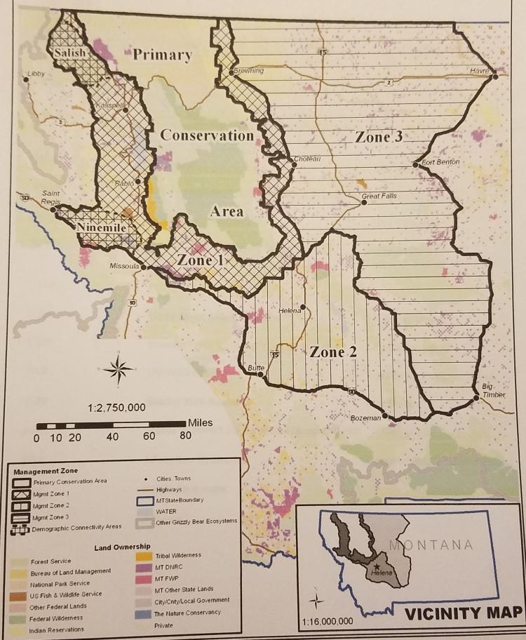 ncde zones map